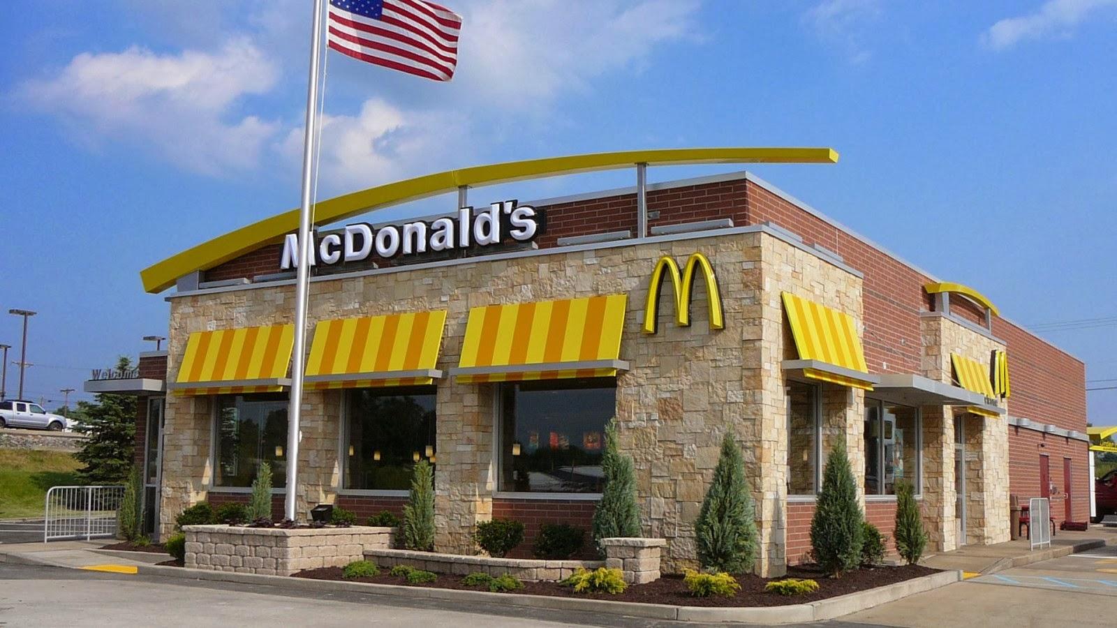 Apply at McDonald's